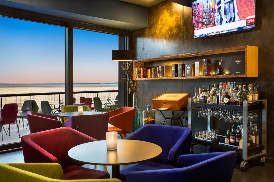 Hotel navis for Design hotel opatija