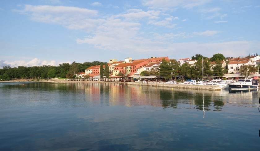 Njivice, Island of Krk