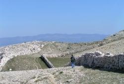 Trekking on the Island of Krk