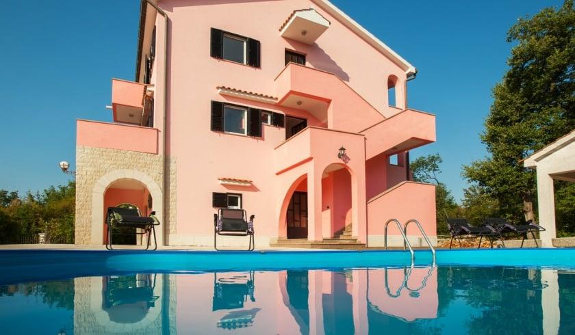 Apartment Anton 2 in village Risika – Island Krk – Croatia