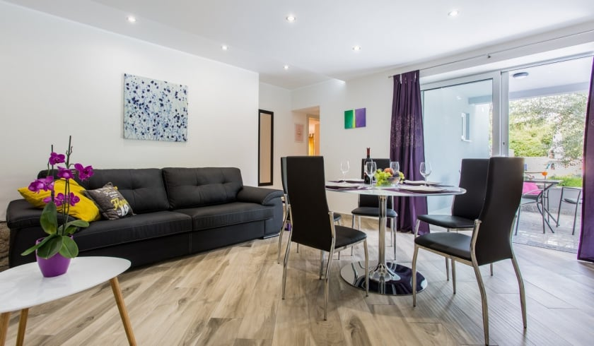 Apartment Irena on quite location – Vrbnik – Island Krk – Croatia