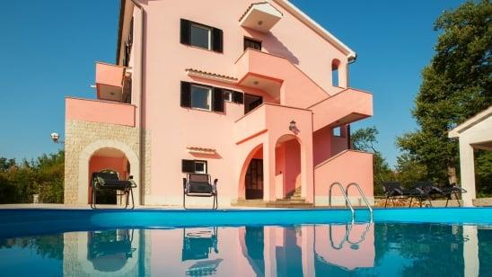Apartment Anton 1 in village Risika – Island Krk – Croatia