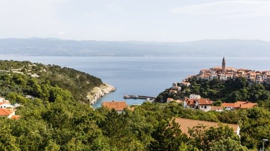 Apartment Mirna 4 with sea view – Vrbnik – Island Krk – Croatia