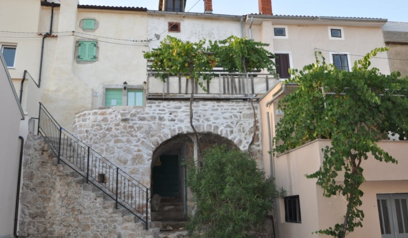 Holiday home Parona in the centre of town – Vrbnik–Island Krk–Croatia