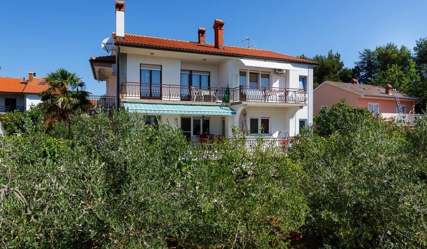 Apartment Andrea 2 with panoramic sea view - Kornić–Island Krk–Croatia