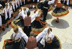 folklor, Vrbnik