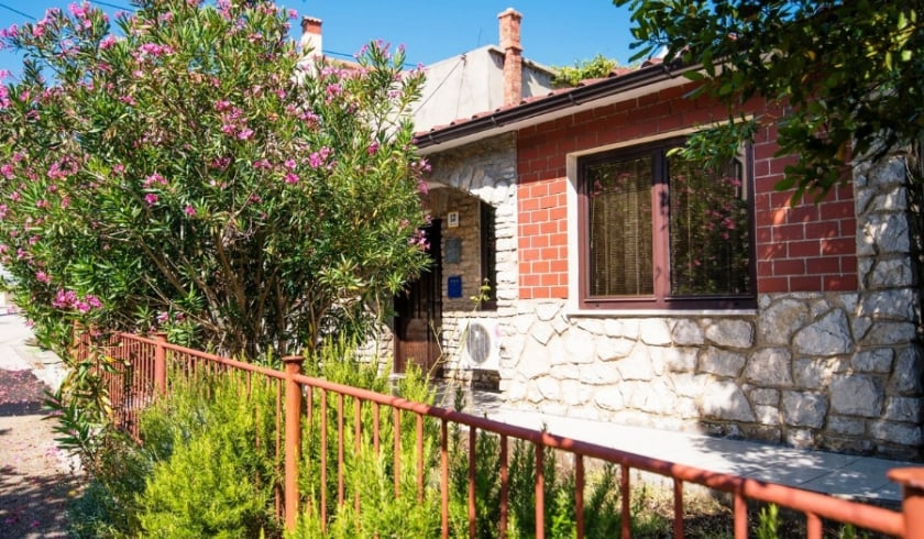 Holiday home Beneto in quiet position– Vrbnik – Island Krk – Croatia