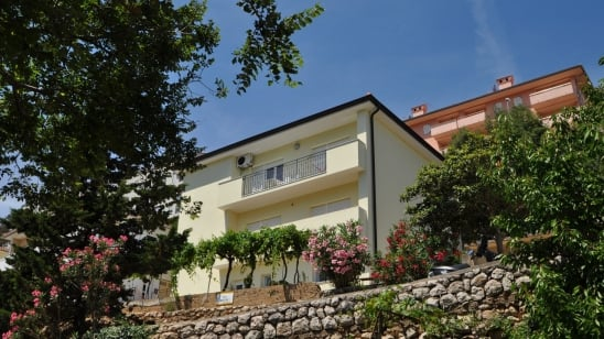 Apartment  Salvia in quiet position – Vrbnik – Island Krk – Croatia