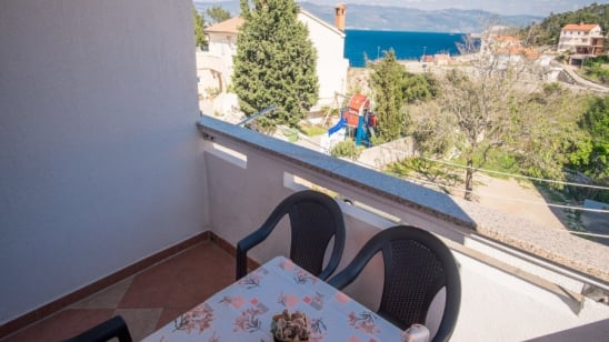 Apartment Arinka with sea view – Vrbnik – Island Krk–Croatia