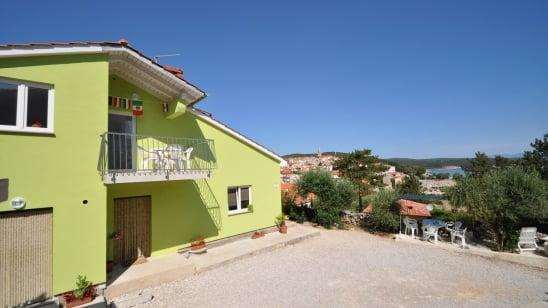Studio Nenad 2 near beach – Vrbnik – Island Krk – Croatia