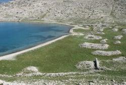 Bay Mala luka near Baška