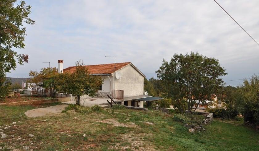 Apartment Dina in quiet position– Risika – Island Krk – Croatia