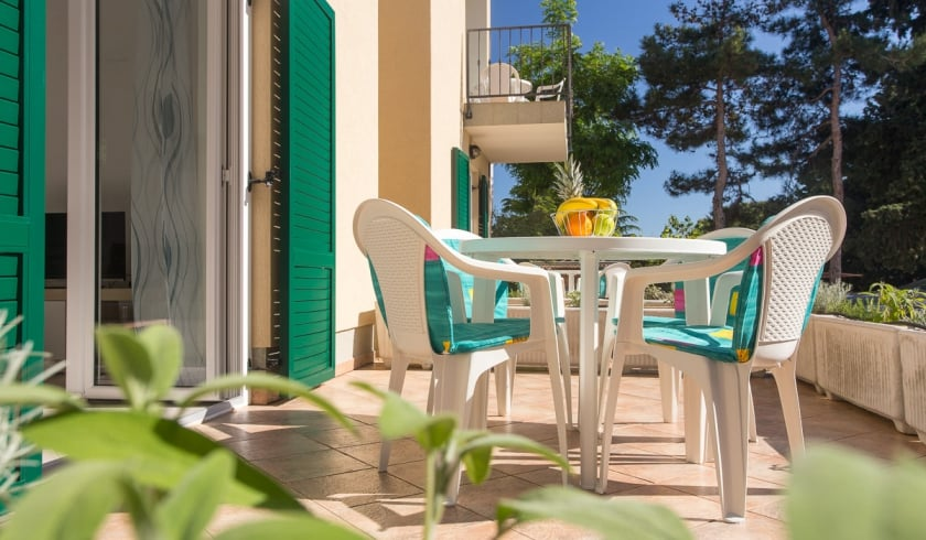 Apartment Punat 4n2 island Krk, Croatia