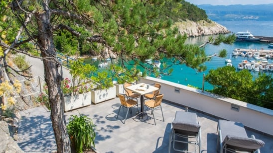 Holiday home Gregor  with sea view – Vrbnik – Island Krk – Croatia
