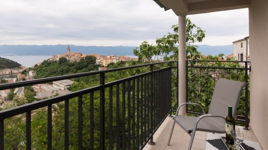 Apartment Bubica 1 with air condition – Vrbnik – Island Krk – Croatia