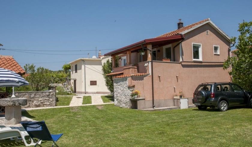 Apartment Aleksandra in village Risika – Island Krk – Croatia