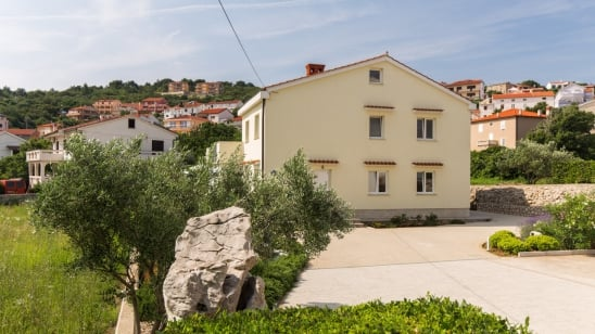 Apartment Elena 1 with sea view – Vrbnik – Island Krk–Croatia