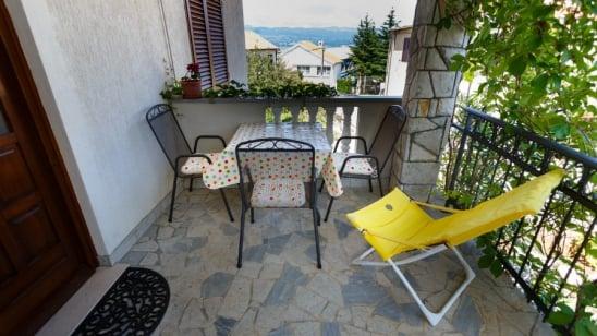 Apartment Jagoda 1 with Internet connetcion – Vrbnik–Island Krk–Croatia