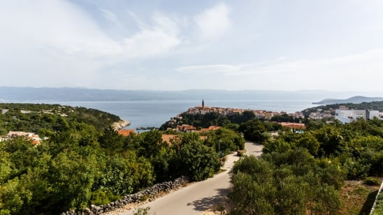 Apartment Mirna 2 with sea view – Vrbnik – Island Krk – Croatia