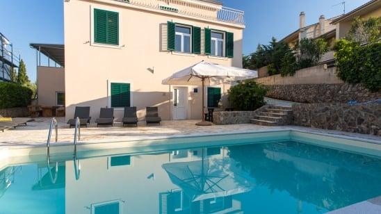 Apartment Krk 5 with Pool– Krk – Island Krk – Croatia