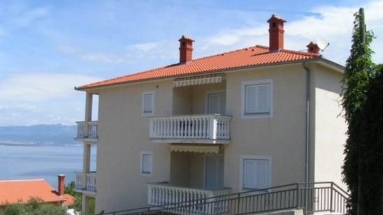 Apartment Ivan with sea view – Vrbnik – Island Krk–Croatia