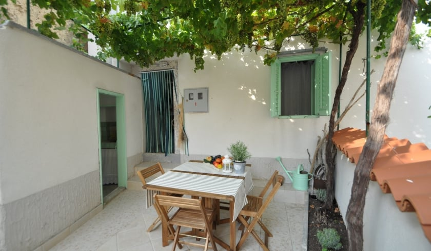 Holiday home Luce in quite position–Vrbnik–Island Krk–Croatia