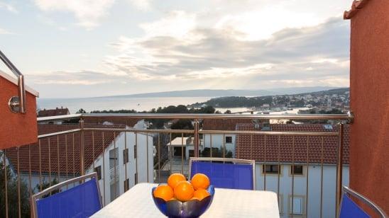 Apartment Krk 1 with sea view – Krk – Island Krk – Croatia