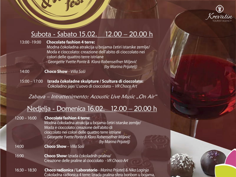 Chocolate and Wine Festival