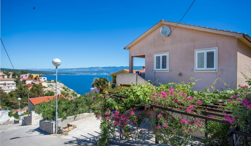 Apartment Tatjana 2 near beach – Vrbnik – Island Krk – Croatia