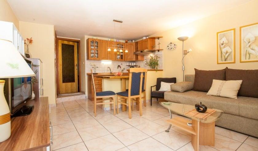 Apartment Punat 8 in the centre of town – Punat – Island Krk – Croatia