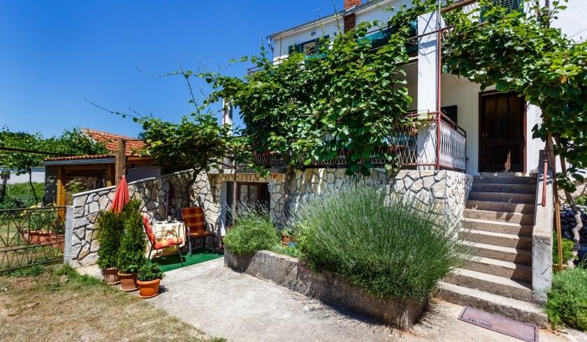 Studio Sonja in village Risika – Island Krk – Croatia