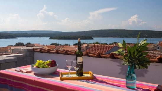 Apartment Punat 1, island Krk, Croatia
