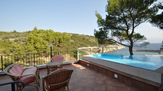 Apartment Aeternum 4 with pool – Vrbnik – Island Krk – Croatia