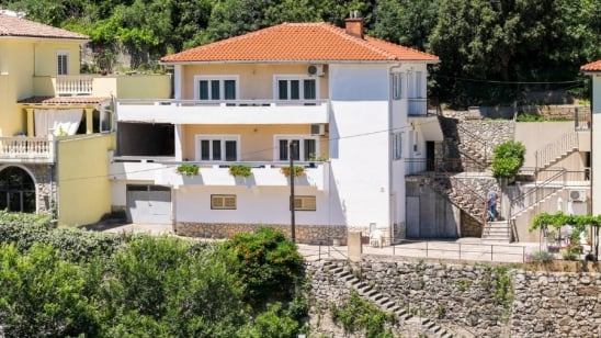Apartment Milica in the centre of town – Vrbnik – Island Krk – Croatia