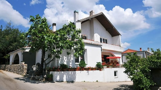 Apartment Krk 7 in quiet position – Krk – Island Krk – Croatia