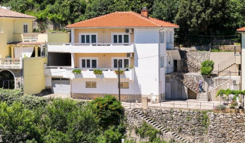 Apartment Milica in the centre of town – Vrbnik – Island Krk – Croatia