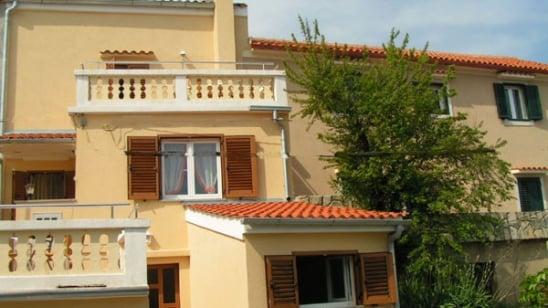 Apartment Dverca 1 with panoramic sea view – Vrbnik – Island Krk–Croatia
