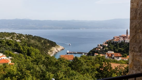 Apartment Mirna 3 with sea view – Vrbnik – Island Krk – Croatia