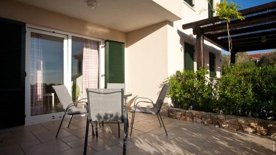 Appartamento Punat 3 con lavastoviglie-isola di Krk–Croazia