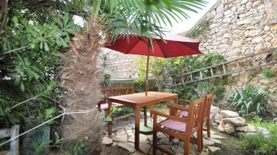 Apartment Galija in quiet position– Vrbnik – Island Krk – Croatia