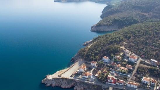 Apartment Maestral 3 with panoramic sea view – Vrbnik–Island Krk–Croatia