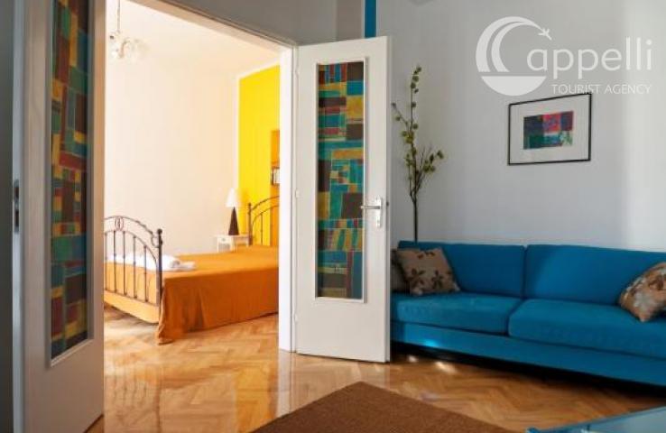 Unterkunftseinheite 1/2+2 Apartman, na katu - Narcissus