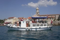 Excursion to the Island of Rab