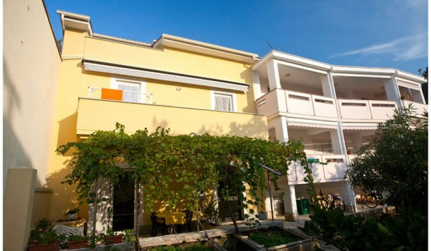 Apartment Punat 2 in the centre of town – Punat – Island Krk – Croatia