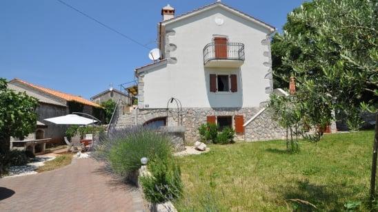 Apartment Marjan in village Kornić – Island Krk – Croatia