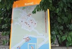 Kornić plan grada