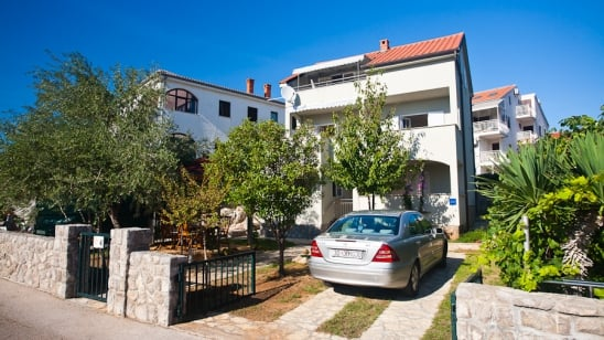 Apartment Krk 2 with sea view – Krk – Island Krk – Croatia