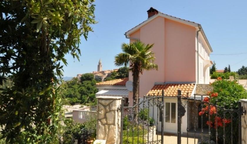 Apartment Branko in the centre of town – Vrbnik – Island Krk – Croatia