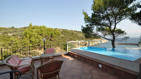 Apartment Aeternum 3 with pool – Vrbnik – Island Krk – Croatia