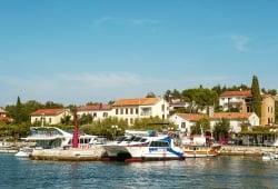 Harbour von Malinska